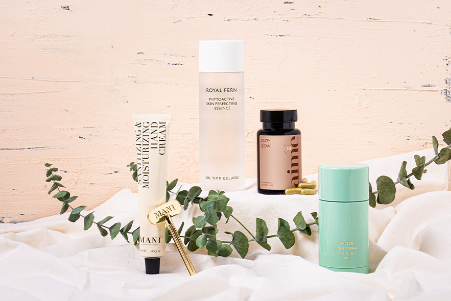 Productfotografie Skins cosmetics II